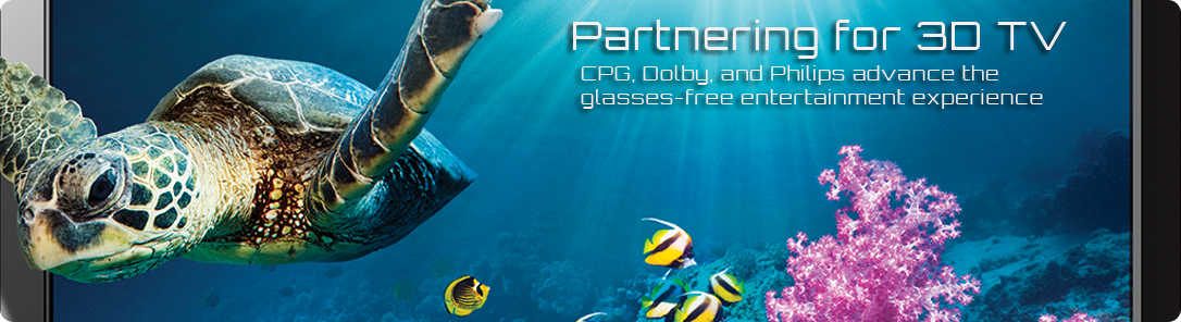 Dolby/CPG Partnership