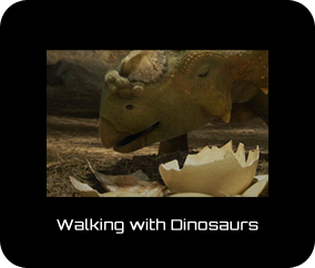 walking with dinosaurs radius